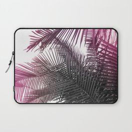 pink and gray Laptop Sleeve