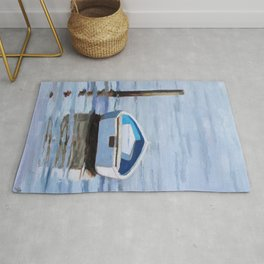 The boat Rug