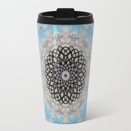SNOWFLAKES - II Travel Mug
