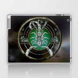 """Astrological Mechanism - Scorpio"" Laptop & iPad Skin"