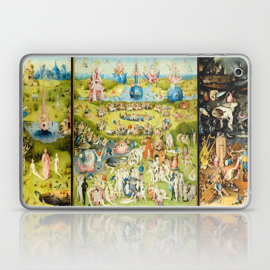 The Garden of Earthly Delights by Bosch Laptop & iPad Skin ...Bosch Garden Of Earthly Delights Outside