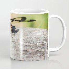 Hello Dragonfly Coffee Mug