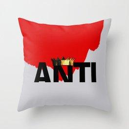 ANTi Throw Pillow