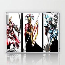 Warriors Three Laptop & iPad Skin