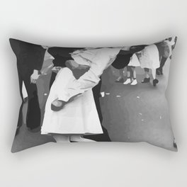 Famous kiss2 Rectangular Pillow