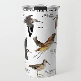 Shorebirds of the Pacific Coast Travel Mug