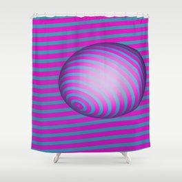 Geolino  6 Shower Curtain