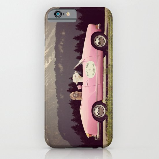 NEVER STOP EXPLORING VII iPhone & iPod Case