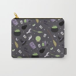 Witchy Woman Pattern Carry-All Pouch