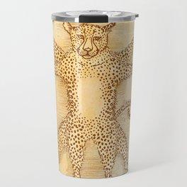 Leopardo da Vinci Travel Mug
