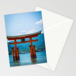 Miyajima Floating Gate Stationery Cards