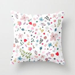 bela Throw Pillow