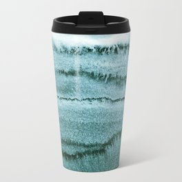 WITHIN THE TIDES - OCEAN TEAL Travel Mug