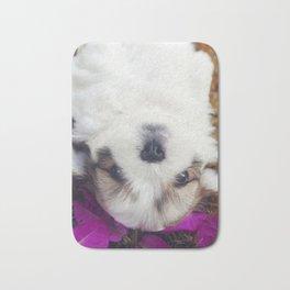 Shitzu Dog Bath Mat