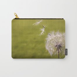 Wishing on a Dandelion Carry-All Pouch