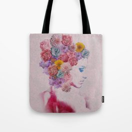 Painted Fairy Tote Bag