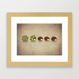 Let There Be Hedgehogs Framed Art Print