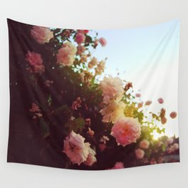 Benicia Rose Wall Tapestry