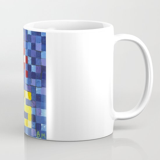 I Space Invader Paris Mug