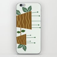 plants iPhone & iPod Skins featuring plants by aticnomar