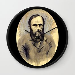 Достое́вский Wall Clock