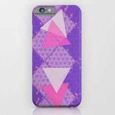 Triangular Love iPhone 6s Slim Case