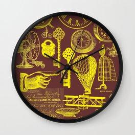 Victoriana Wall Clock