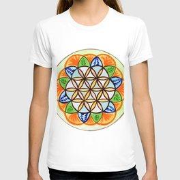 Celebrate Life Mandala T-shirt
