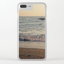 An Unwritten Law Clear iPhone Case
