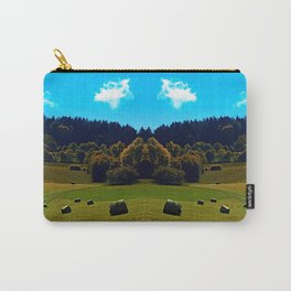 The battle of bales Carry-All Pouch