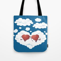 DREAMY HEARTS Tote Bag