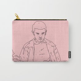 Eleven digital artwork Carry-All Pouch