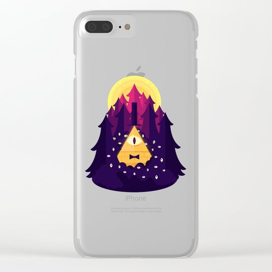 BILL Clear iPhone Case