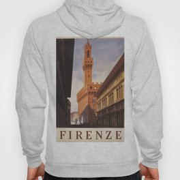 Vintage poster - Firenze, Italy Hoody