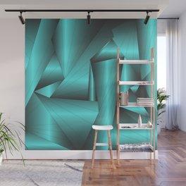 Beautiful Folds Wall Mural