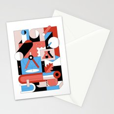 Creative Engineering Stationery Cards