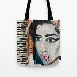 Lauren Nemchik - Winehouse Tote Bag