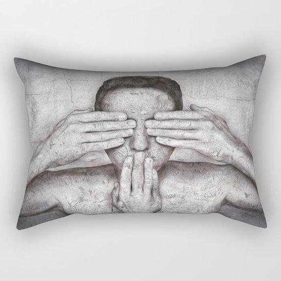 Time out ! Rectangular Pillow