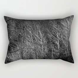 They Live Together Rectangular Pillow
