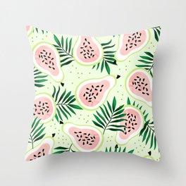 Juicy Surprise #society6 #decor #buyart Throw Pillow