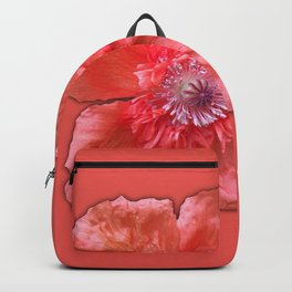 Poppy monochromatic Backpack