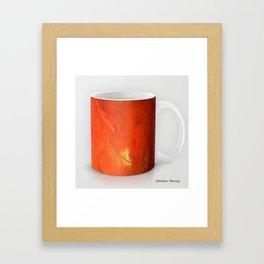 Adobe Shadows Coffee Mug Modern Art Print Framed Art Print