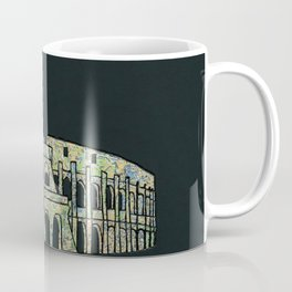 Colosseum Collage Coffee Mug