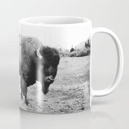 Alaska Bison Coffee Mug
