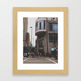 Tiffany's Framed Art Print