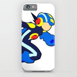Rockman.EXE iPhone Case