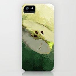 Apple Quarter iPhone Case