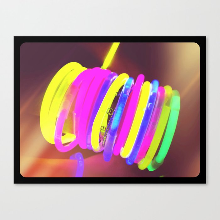 Love And Rage Canvas Print