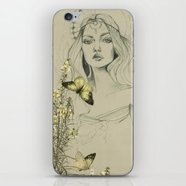 Butterflies iPhone Skin