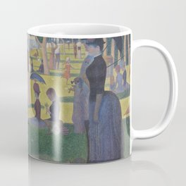 A Sunday Afternoon on the Island of La Grande Jatte (High Resolution) Coffee Mug